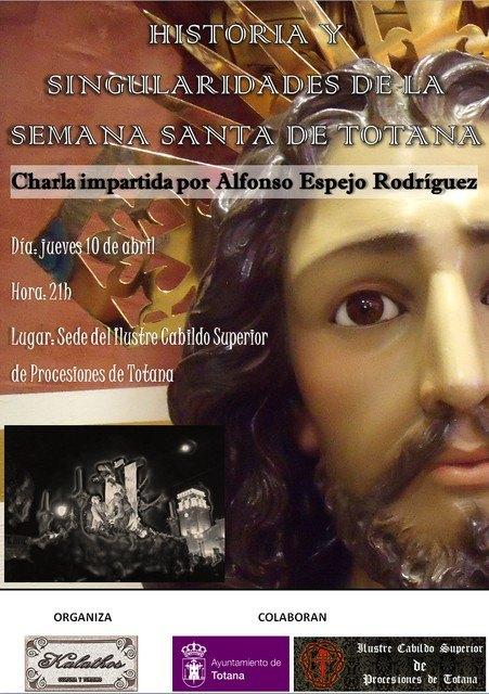 """La Asociación """"Kalathos"""" organiza dos actividades relacionadas con la Semana Santa, Foto 1"""