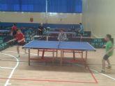 Tenis de mesa. Club Totana TM. Resultados fin de semana. II Open Auton�mico