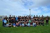 Gran participaci�n del Club de Rugby de Totana en el Campeonato de Escuelas de Rugby