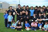 Gran participación del Club de Rugby de Totana en el Campeonato de Escuelas de Rugby - 2