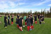 Gran participación del Club de Rugby de Totana en el Campeonato de Escuelas de Rugby - 5