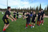Gran participación del Club de Rugby de Totana en el Campeonato de Escuelas de Rugby - 12