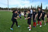 Gran participación del Club de Rugby de Totana en el Campeonato de Escuelas de Rugby - 13