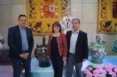 """La empresa totanera """"Alfar Tudela"""" expone tinajas típicas de cerámica en la sede de la Delegación del Gobierno - 7"""