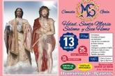 La Hermandad de Santa María Salomé y Ecce Homo organiza su tradicional comida de Semana Santa