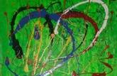Mañana se inaugura la exposición Conceptos Abstractos del pintor murciano Daniel Marin