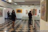Se inaugura la exposición Conceptos Abstractos del pintor murciano Daniel Marin