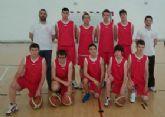 Excelente victoria del CB Totana cadete frente a Jesuitinas Berrospe de Murcia