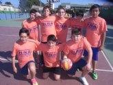Los equipos de baloncesto benjamín y voleibol alevín del Colegio Santa Eulalia participaron en la 2ª jornada de la fase intermunicipal de Deporte Escolar
