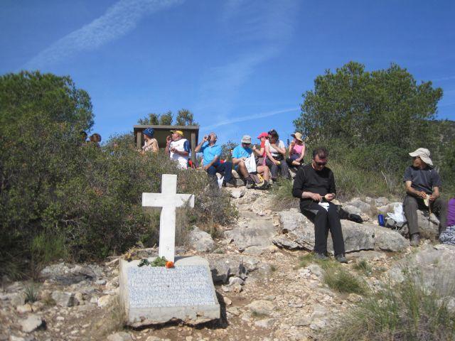Se celebra una nueva ruta de senderismo por la Serranía de Ricote