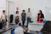 Doce alumnos reciben un curso sobre competencias para la autonom�a personal y laboral