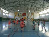 Finaliza la fase intermunicipal benjamín y alevín de Deporte Escolar, con la 3ª jornada celebrada en Totana