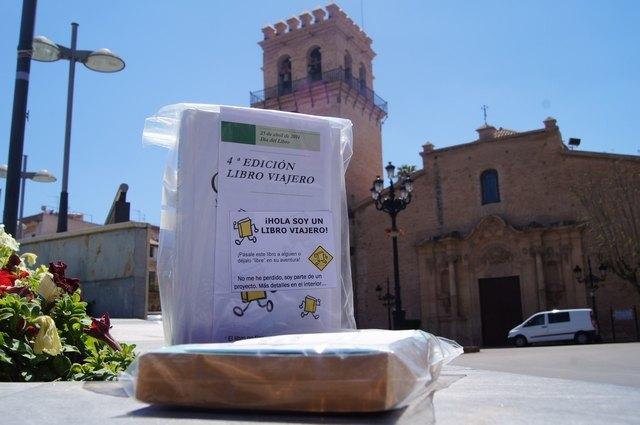 Cultura Popular vuelve a sacar a la calle el proyecto Libro Viajero, Foto 1