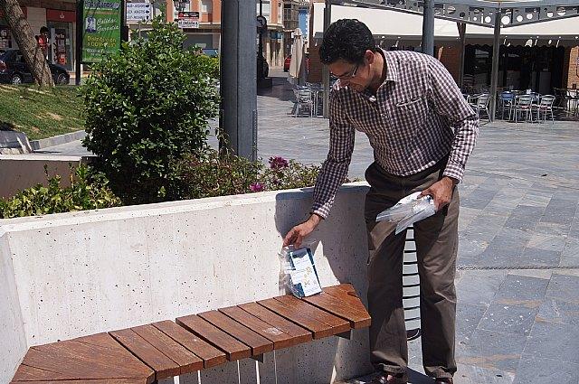 Cultura Popular vuelve a sacar a la calle el proyecto Libro Viajero, Foto 2