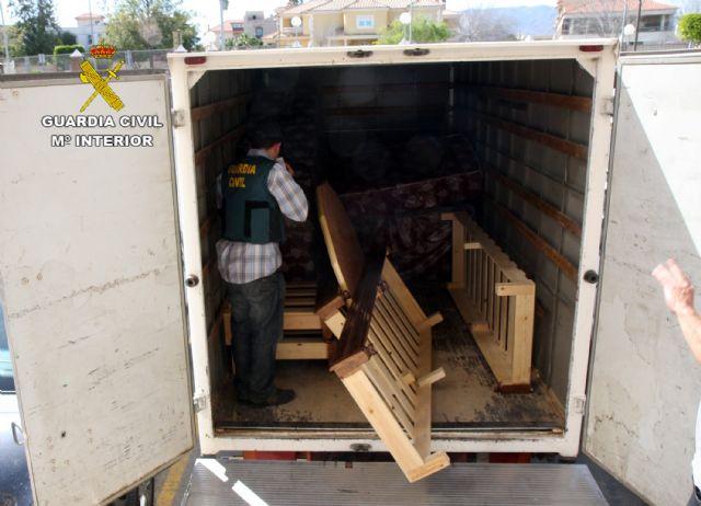 La Guardia Civil desarticula una activa red de tráfico de drogas entre Marruecos y el Levante español, Foto 6
