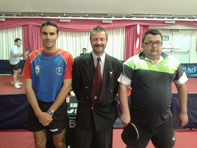 Campeonato España Veteranos. Resultados Club Totana TM, Foto 2