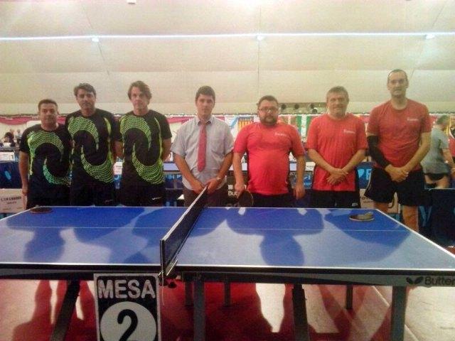Campeonato España Veteranos. Resultados Club Totana TM, Foto 3