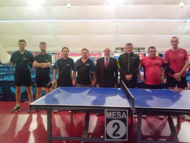 Campeonato España Veteranos. Resultados Club Totana TM, Foto 4