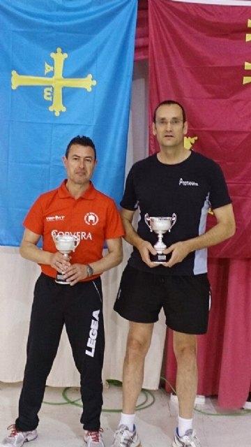 Campeonato España Veteranos. Resultados Club Totana TM, Foto 5