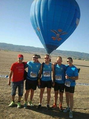 Atletas del Club de atletismo de Totana participaron en la Carrera por montaña el Valle Trial, Foto 1