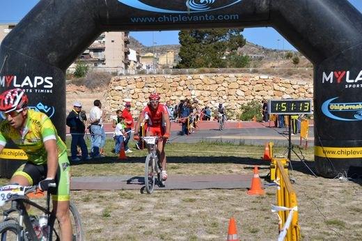 El Club Ciclista Santa Eulalia disputa la V marcha BTT Valle de Elda-Petrer, Foto 2