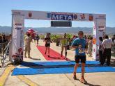 Atletas del Club de atletismo de Totana participaron en la Carrera por montaña el Valle Trial - 6