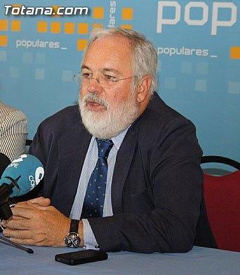 El PP de Totana fletará autobuses gratis el viernes para el acto de inicio de campaña de las elecciones europeas en Murcia, Foto 1