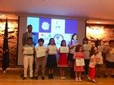 La Comunidad entrega los premios de la XIII edición del concurso de dibujo infantil ´Mi pueblo Europa´