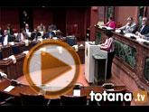 Moci�n sobre solicitud al Gobierno de la Naci�n de consolidaci�n patrimonial del yacimiento arg�rico de La Bastida de Totana
