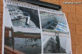 Se procede a la reparación y acondicionamiento de la estación de bombeo de aguas del polígono industrial El Saladar - 5