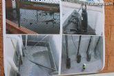 Se procede a la reparación y acondicionamiento de la estación de bombeo de aguas del polígono industrial El Saladar - 6