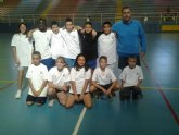 Tres equipos mazarroneros al asalto de la final regional cadete de Deporte Escolar