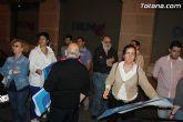 Se celebra la tradicional pegada de carteles con la que arranca de forma oficial la campaña electoral para las europeas - 3