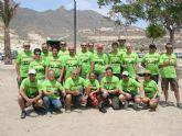 264 participantes se dan cita en Mazarrón en el IX Día Regional del Senderista