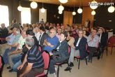 Cerca de un centenar de empresarios de Totana se reúnen con Valcárcel para conocer las propuestas para la creación de empleo - 27