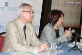 Cerca de un centenar de empresarios de Totana se reúnen con Valcárcel para conocer las propuestas para la creación de empleo - 40