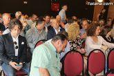 Cerca de un centenar de empresarios de Totana se reúnen con Valcárcel para conocer las propuestas para la creación de empleo - 33