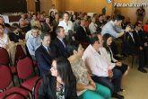 Cerca de un centenar de empresarios de Totana se reúnen con Valcárcel para conocer las propuestas para la creación de empleo - 35