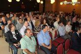 Cerca de un centenar de empresarios de Totana se reúnen con Valcárcel para conocer las propuestas para la creación de empleo - 36