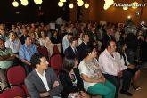 Cerca de un centenar de empresarios de Totana se reúnen con Valcárcel para conocer las propuestas para la creación de empleo - 37