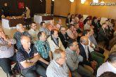 Cerca de un centenar de empresarios de Totana se reúnen con Valcárcel para conocer las propuestas para la creación de empleo - 38