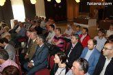 Cerca de un centenar de empresarios de Totana se reúnen con Valcárcel para conocer las propuestas para la creación de empleo - 39