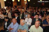 Cerca de un centenar de empresarios de Totana se reúnen con Valcárcel para conocer las propuestas para la creación de empleo - 41