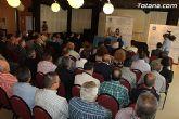 Cerca de un centenar de empresarios de Totana se reúnen con Valcárcel para conocer las propuestas para la creación de empleo - 43