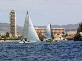 Las embarcaciones ´Carmen´, ´Pulpo negro´ y ´Zálata´ dominan la IV Regata ´Bahía de Mazarrón´