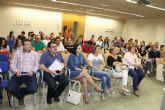 La III Jornada de Empleo y Emprendimiento premia los programas de emprendimiento desarrollados en el CEIP Gin�s D�az y en el IES Miguel Hern�ndez