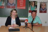 El PSOE de Totana celebró un mitin en el Local Social del Barrio San Francisco - 2
