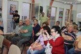 El PSOE de Totana celebró un mitin en el Local Social del Barrio San Francisco - 4