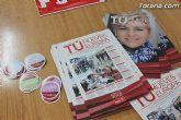 El PSOE de Totana celebró un mitin en el Local Social del Barrio San Francisco - 14