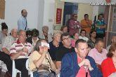 El PSOE de Totana celebró un mitin en el Local Social del Barrio San Francisco - 15